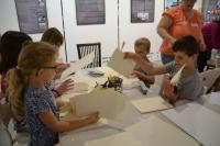 2. den - Svědectví válečného deníku, výroba zápisníku