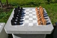 Šachy ve městě