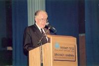 Hanuš Zvi Weigl, doto 1990