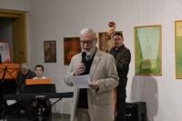 Vernisáž výstavy Karel Křivánek - Inventura