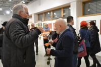 Vernisáž výstavy Karla Křivánka - Inventura