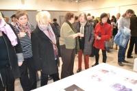 Vernisáž výstavy Karla Křivána - Inventura