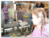 Retrogaming v muzeu