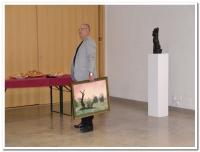 Vernisáž výstavy Josefa Fröhlicha - Letokruhy