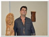 Vernisáž výstavy Jan Huňař - Mozaika života