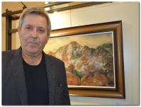 Vernisáž výstavy obrazů česko-slovenských výtvarníků