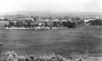 Dobový pohled na areál, 1930
