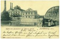 Břeclavský curkovar rodiny Kuffnerů I