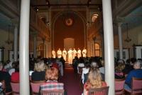 vánoční koncert v synagoze