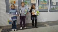 Předávání dárků za vyplněný Muzejní pas 2012
