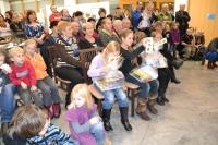 Předávání dárků za vyplněný Muzejní pas 2013